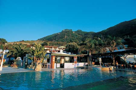 Ischia LastMinute, 4 stars Hotels Ischia, Hotel Carlo Magno