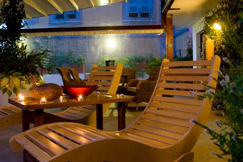 Hotel Terme Zi Carmela. relax