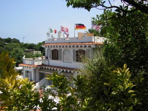 Hotel residence Parco Mare Monte, esterni