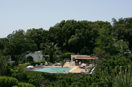 Hotel Al Bosco Piscina