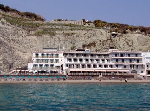 Hotel Vittorio, panoramica dell'albergo
