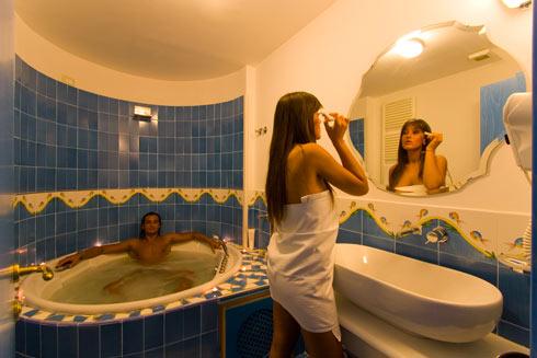 Hotel Terme Zi Carmela, la suite