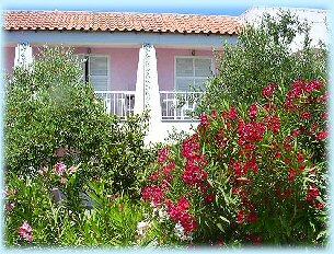 Residence Baia di Sorgeto, esterni