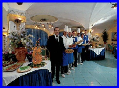 Hotel Terme Zi Carmela la sala