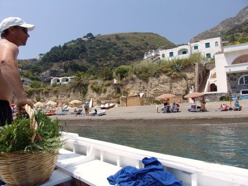 Hotel Vittorio, boat service