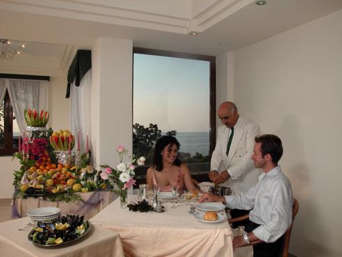 Hotel Hibiscus - Ristorante