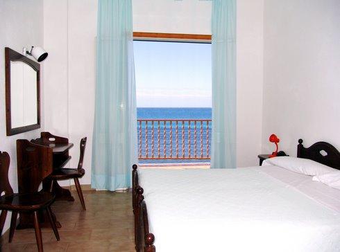 Hotel Vittorio, le camere