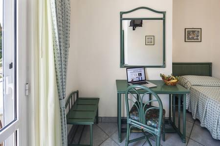 Hotel Villa Sorriso: camere