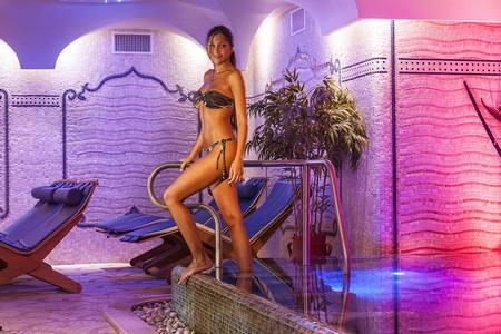 Hotel Villa Sorriso: Elisir Whirpool