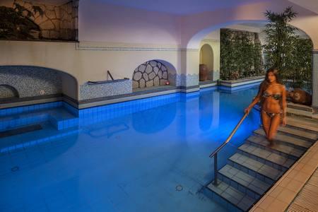 Hotel Villa Sorriso: Elisir sauna