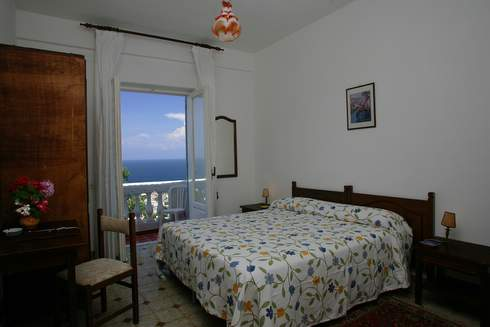 Hotel residence Parco Mare Monte, camere