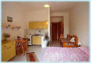 Residence Baia di Sorgeto, interni