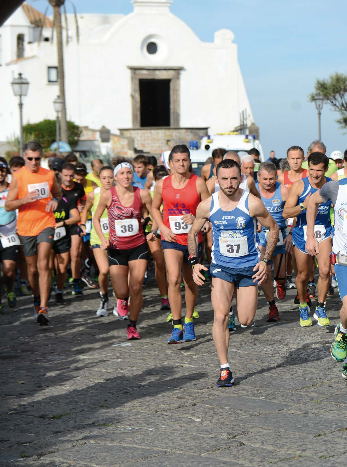 Sunday, October 16th: The race between landscapes and scents - Ischia Dream Run