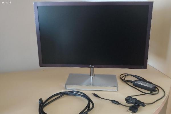 Monitor LG E2290V super slim usato