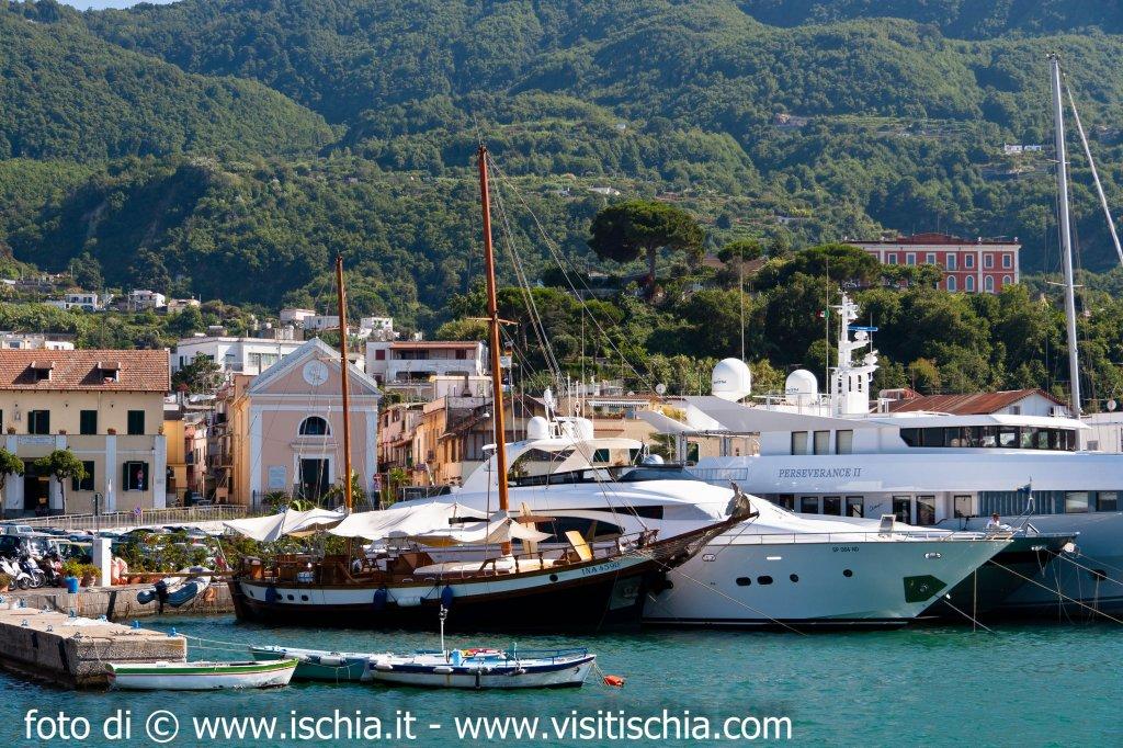 Ischia.it Fotogallery Porto di Casamicciola