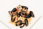 Scialatielli with seafood