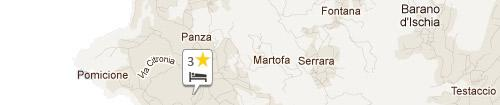 Mappa Hotel al Bosco