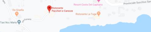 Ristorante Paccheri e carezze : Map