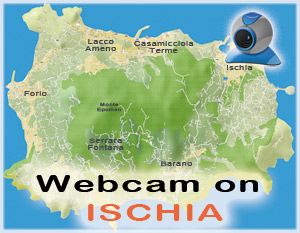 webcam on ischia